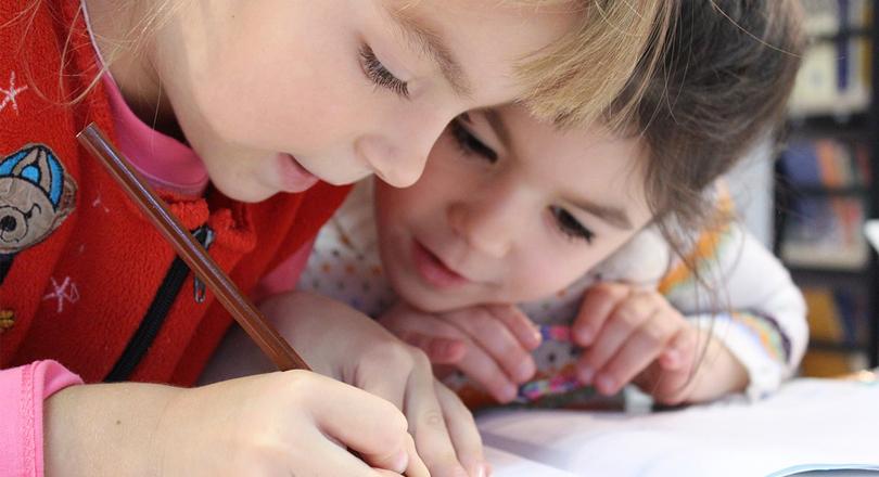 Instilling creativity in children